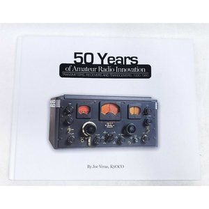 Book 50 Years Of Amateur Radio Innovation: K9OCO